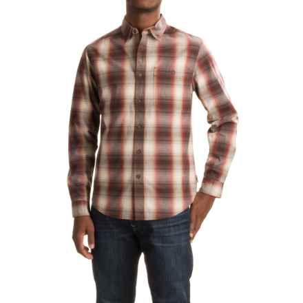 Royal Robbins Galen Plaid Shirt - Long Sleeve (For Men) in Hawthorn - Closeouts