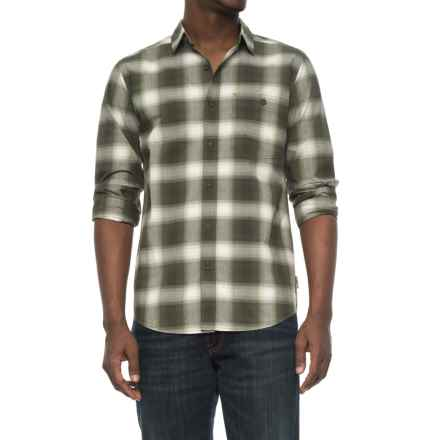 Royal Robbins Galen Plaid Shirt - Long Sleeve (For Men) in Jack Pine - Closeouts
