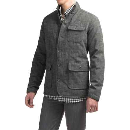 Royal Robbins Galloway Jacket - UPF 50+, Insulated (For Men) in Charcoal - Closeouts