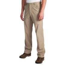 Royal Robbins Global Traveler Pants - UPF 40+ (For Men) in Khaki - Closeouts