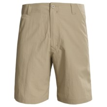 Royal Robbins Global Traveler Shorts - UPF 40 (For Men) in Khaki - Closeouts