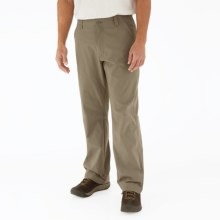 Royal Robbins Global Traveler Stretch Pants - UPF 50+ (For Men) in Everglade - Closeouts