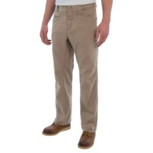 Royal Robbins Granite Utility Pants - UPF 50+ (For Men) in Burro - Closeouts