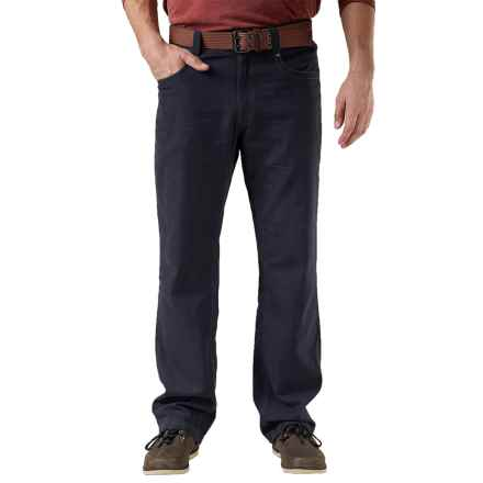 Royal Robbins Green Jean Pants - UPF 50+ (For Men) in Eclipse - Closeouts