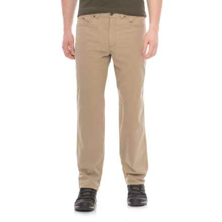 Royal Robbins Gulf Breeze Pants (For Men) in Desert - Closeouts