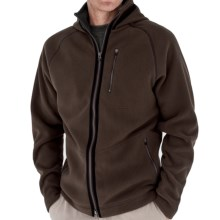 Royal Robbins Gunnison Hoodie Sweatshirt - UPF 50+, Zip Front (For Men) in Turkish Coff - Closeouts