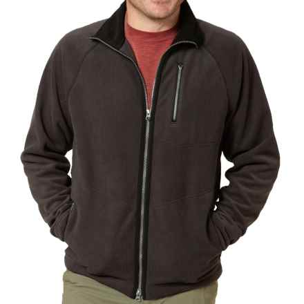 Royal Robbins Gunnison Jacket - UPF 50+ (For Men) in Charcoal - Closeouts