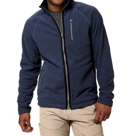 Royal Robbins Gunnison Jacket - UPF 50+ (For Men) in Deep Blue - Closeouts
