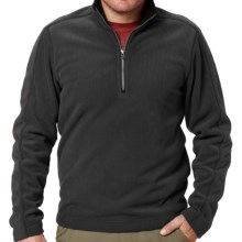 Royal Robbins Gunnison Pullover Jacket - Zip Neck (For Men) in Charcoal - Closeouts