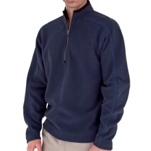 Royal Robbins Gunnison Pullover Jacket - Zip Neck (For Men) in Deep Blue - Closeouts