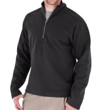 Royal Robbins Gunnison Pullover Jacket - Zip Neck (For Men) in Jet Black - Closeouts