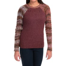 Royal Robbins Helium Sweater - Crew Neck (For Women) in Bordeaux - Closeouts
