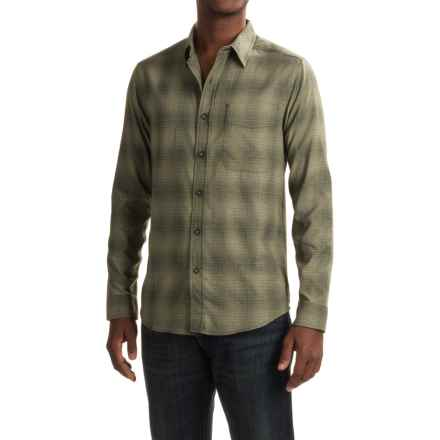 Royal Robbins High-Performance Flannel Shirt - UPF 50+, Long Sleeve (For Men) in Cypress - Closeouts