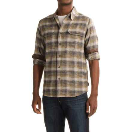 Royal Robbins High-Performance Overshirt - Long Sleeve (For Men) in Bluestone - Closeouts