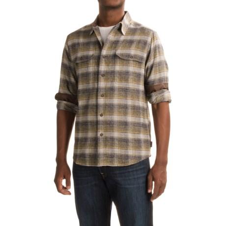 Royal Robbins High-Performance Overshirt - Long Sleeve (For Men) in Bluestone