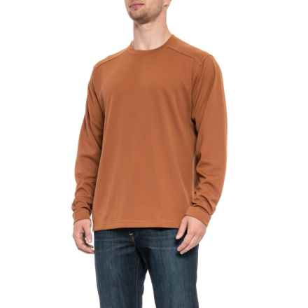 Royal Robbins High-Performance Waffle Shirt - UPF 50+, Long Sleeve (For Men) in Baked Clay - Closeouts