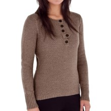 Royal Robbins Highland Henley Sweater (For Women) in Tan - Closeouts