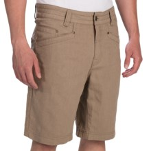 Royal Robbins Hop N' Shorts - UPF 50+ (For Men) in Burro - Closeouts