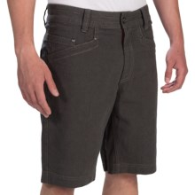 Royal Robbins Hop N' Shorts - UPF 50+ (For Men) in Charcoal - Closeouts