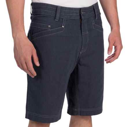 Royal Robbins Hop N' Shorts - UPF 50+ (For Men) in Eclipse - Closeouts