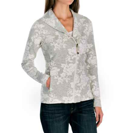 Royal Robbins Ivy Zip-Up Jacket - UPF 50+ (For Women) in Creme - Closeouts