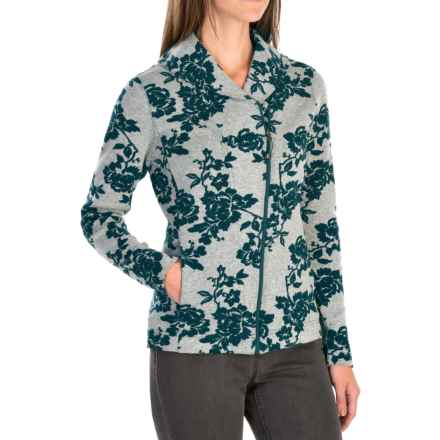 Royal Robbins Ivy Zip-Up Jacket - UPF 50+ (For Women) in Deep Teal - Closeouts
