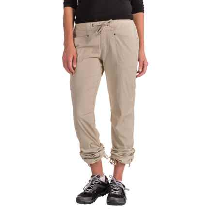 Royal Robbins Jammer Pants - UPF 50+ (For Women) in Light Khaki - Closeouts