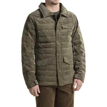 Royal Robbins Jazer Jacket - Insulated (For Men) in Dark Galaxy Green - Closeouts