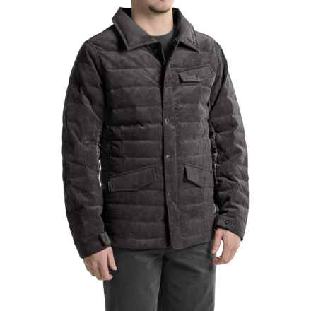 Royal Robbins Jazer Jacket - Insulated (For Men) in Jet Black - Closeouts