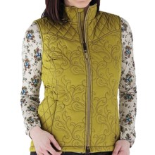 Royal Robbins Journey Vest - UPF 50+ (For Women) in Cactus Green - Closeouts