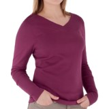 Royal Robbins Kick Back Crossover Shirt - Long Sleeve (For Women)