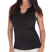 Royal Robbins Kick Back Tank Top - UPF 50+, Sleeveless (For Women) in Jet Black - Closeouts