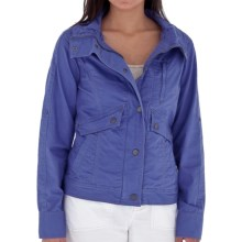 Royal Robbins Kick It Jacket - UPF 50+ (For Women) in Blueberry - Closeouts
