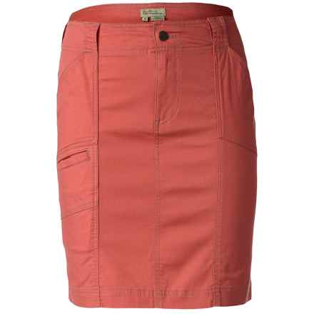 Royal Robbins Kick It Skirt - UPF 50+ (For Women) in Persimmon - Closeouts