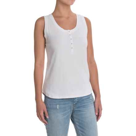 Royal Robbins Kickback Micro Tank Top - UPF 50+ (For Women) in White - Closeouts