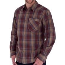 Royal Robbins Lennon Shirt - UPF 50+, Long Sleeve (For Men) in Dark Port - Closeouts