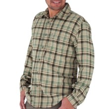 Royal Robbins Lewiston Plaid Shirt - UPF 50+, Long Sleeve (For Men) in Canopy - Closeouts
