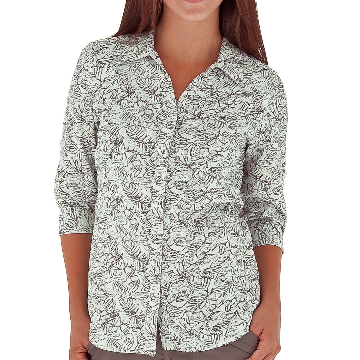 Royal robbins light expedition shirt for women save 58 for Royal robbins expedition shirt 3 4 sleeve women s