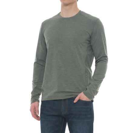 Royal Robbins Long Distance T-Shirt - UPF 50+, Long Sleeve (For Men) in Climbing Ivy - Overstock