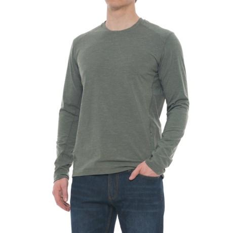 Royal Robbins Long Distance T-Shirt - UPF 50+, Long Sleeve (For Men) in Climbing Ivy
