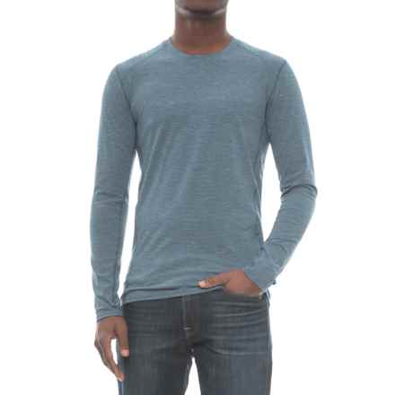 Royal Robbins Long Distance T-Shirt - UPF 50+, Long Sleeve (For Men) in Poseidon - Overstock