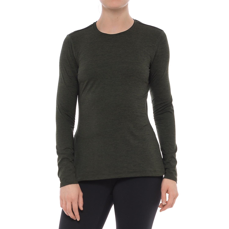 d95738bfe55b6f Womens Long Sleeve Thermal Shirts