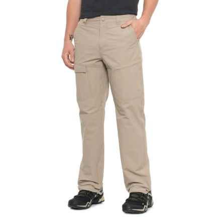 Royal Robbins Long Distance Traveler Pants - UPF 50 (For Men) in Khaki - Closeouts