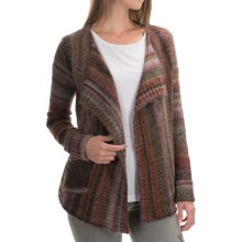 Royal Robbins Manu Cardigan Sweater (For Women) in Bordeaux - Closeouts