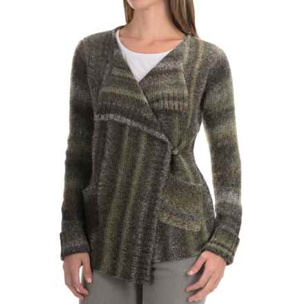 Royal Robbins Manu Cardigan Sweater (For Women) in Mangrove Grey - Closeouts