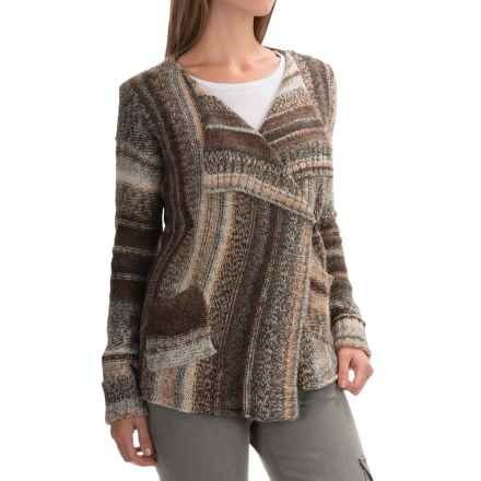 Royal Robbins Manu Cardigan Sweater (For Women) in Oatmeal - Closeouts