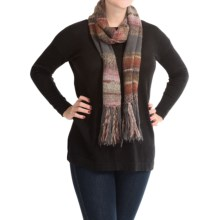 Royal Robbins Manu Scarf (For Women) in Dark Cranberry - Closeouts