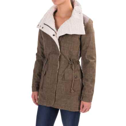 Royal Robbins Mariposa Parka - UPF 50+ (For Women) in Taupe - Closeouts