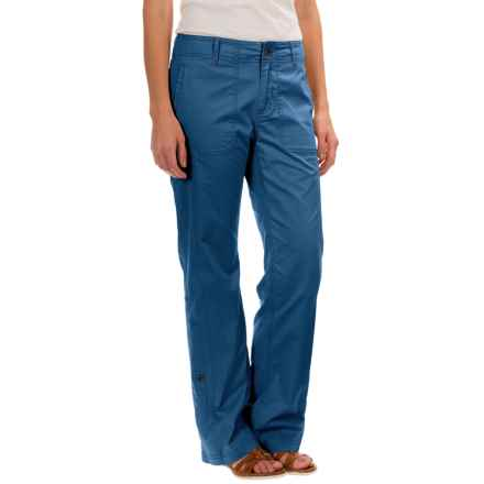Royal Robbins Marly Pants - Stretch Cotton (For Women) in Dark Lapis - Closeouts