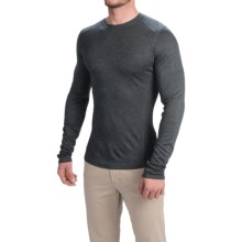 Royal Robbins Mission-Knit Shirt - Long Sleeve (For Men) in Charcoal - Closeouts